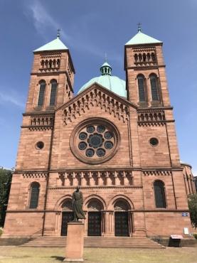 Eglise St Pierre le Jeune