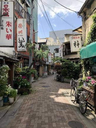 Monzen Nakacho à Tokyo