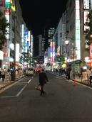 Shimbashi à Tokyo